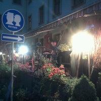 Снимок сделан в Кафе 1 / Cafe 1 пользователем Marina S. 10/13/2012
