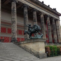 Photo taken at Altes Museum by Peter G. S. on 5/9/2013