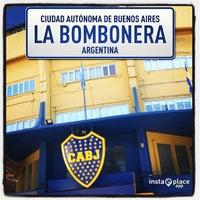 "Foto tirada no(a) Estadio Alberto J. Armando ""La Bombonera"" (Club Atlético Boca Juniors) por Rogerio M. em 2/5/2013"