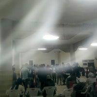 Photo taken at Toprakkale Belediye Dugun Salonu by Onur . on 2/1/2016