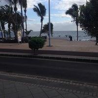 Photo taken at Avenida de las Playas by Jeroen Z. on 3/9/2014