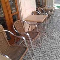 Photo taken at Botica do Café by Dora A. on 3/13/2014