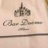 Photo taken at Bar Duomo by Abdulla A. on 11/19/2017
