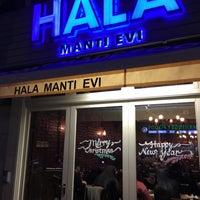 12/30/2016 tarihinde Erkin Ü.ziyaretçi tarafından Hala Restaurant'de çekilen fotoğraf
