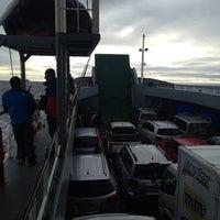 Photo taken at Transbordadora Austral Broom by Rop V. on 10/17/2013