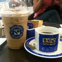 Photo taken at Coffee World by Bangkok Favorites on 10/18/2013