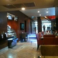 Photo taken at On8 Café by Bangkok Favorites on 6/2/2013