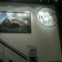 Photo taken at Hollys Coffee by Bangkok Favorites on 8/28/2013