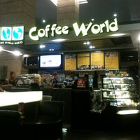 Photo taken at Coffee World by Bangkok Favorites on 2/6/2013