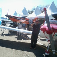 Photo taken at Expo Aero Brasil by José Mário M. on 7/13/2013