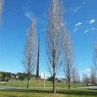 Photo taken at Sant Cugat del Vallès by Francina L. on 3/11/2013