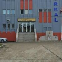 Photo taken at Rahmi Kula Anadolu Lisesi by Cemre T. on 2/11/2016