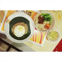 Photo taken at Qua-Li Noodle & Rice by Nina N. on 4/11/2015