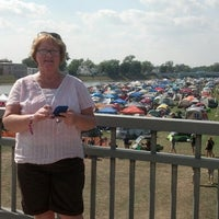 Photo taken at Gentlemen of the Road Stopover Troy Ohio by Jeff W. on 8/31/2013