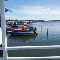 Photo taken at Terminal Feri Menumbuk, Sabah by Arman A. on 4/5/2013