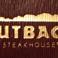Photo taken at Outback Steakhouse by Jennifer C. on 5/11/2014