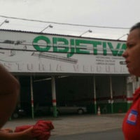 Photo taken at objetiva by Caique C. on 1/22/2016