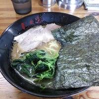 Photo taken at 横浜らーめん 日々家 by 沙 耶. on 2/27/2015