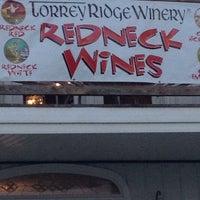 Photo taken at Torrey Ridge Winery by Katie C. on 11/23/2013