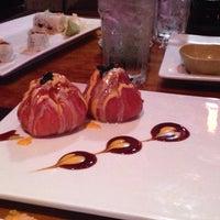 Photo taken at Sake Cafe by Priscilla E. on 8/29/2013