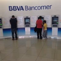 Photo taken at BBVA Bancomer Sucursal by Joel G. on 5/27/2016