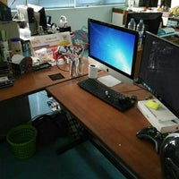 Photo taken at Project Laboratory 508 by Chanawee C. on 6/3/2016