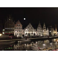 Photo taken at Ghent by Dasha S. on 5/1/2013