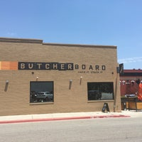 Photo taken at Butcher Board by Heather F. on 7/3/2016
