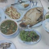 Photo taken at หลังรามเมี่ยงปลาเผา by A Love F. on 2/26/2016