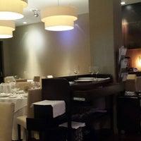 Photo taken at Restaurante GOM by Marc Et Marie V. on 11/18/2014