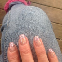 Photo taken at Lucky Nails by Susan S. on 4/7/2014