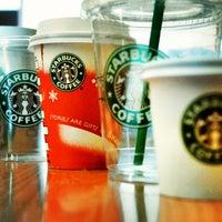 Photo taken at Starbucks by Bulad S. on 12/26/2012
