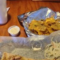 Photo taken at Black Bean Cuban Cafe by Melanie R. on 1/19/2013