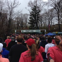 Photo taken at Run for the Wild by Charlotte S. on 4/26/2014