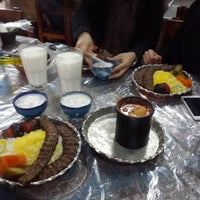 Photo taken at Baghcheh Traditional Restaurant by sara on 11/24/2017