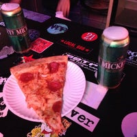 Photo taken at Hoek's Death Metal Pizza by Jon P. on 3/9/2013