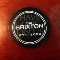Photo taken at The Brixton by Daniel A. on 5/17/2013