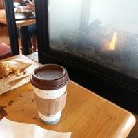 Photo taken at Caribou Coffee by Ryan K. on 2/23/2013