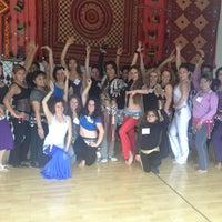 Photo taken at Escuela Oficial De Danzas Arabes by Hibat A. on 2/16/2013