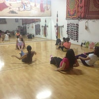 Photo taken at Escuela Oficial De Danzas Arabes by Hibat A. on 2/6/2013