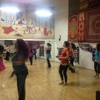 Photo taken at Escuela Oficial De Danzas Arabes by Hibat A. on 10/8/2013