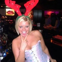 Photo taken at Zachary's Lounge by Danyl D P. on 12/23/2012