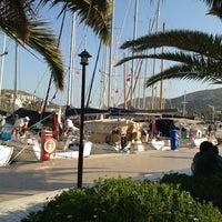 7/10/2013 tarihinde Cengiz K.ziyaretçi tarafından Datça Yat Limanı'de çekilen fotoğraf