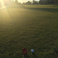 Photo taken at Mallard Cove Golf Course by Carte Blanche C. on 10/5/2015