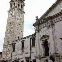 Photo taken at Chiesa di Santa Maria Formosa by Oksana B. on 6/25/2014