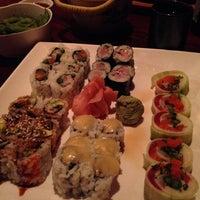 Photo taken at Samurai Sushi by Judit D. on 1/29/2014