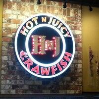 Photo taken at Hot N Juicy Crawfish by Florence on 2/9/2013
