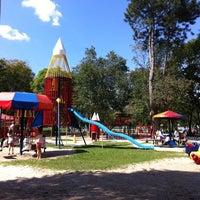 Photo taken at Clube Duque de Caxias by Susan M. on 10/6/2012