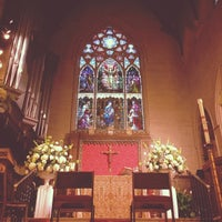 Photo taken at Church of St. Thomas More by Ryan M. on 6/7/2014