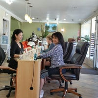 Photo taken at Millbrae Nails by Rebecca K. on 8/16/2014